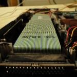 La nappe du disque dur SCSI