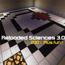 Reloaded Sciences 3.0 200% Plus fun !